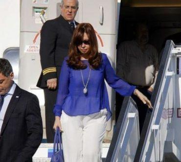CRISTINA VOLVIÓ DE CUBA.