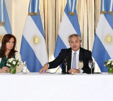 EL GOBIERNO PRESENTÓ LA PROPUESTA PARA ENCARAR LA DEUDA EXTERNA.