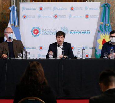 EL GOBIERNO PROVINCIAL INTEGRÓ LOS SERVICIOS DE SALUD PÚBLICOS Y PRIVADOS.