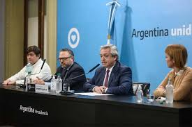 FINALMENTE EL GOBIERNO DECIDIÓ LA EXPROPIACIÓN DE VICENTÍN.