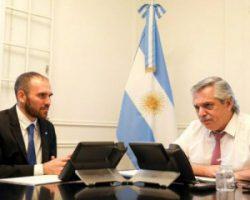 EL GOBIERNO ALCANZÓ UN ACUERDO CON ACREEDORES INTERNACIONALES